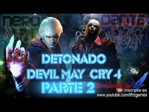 Detonado Devil May Cry 4-pt2 (1 boss)