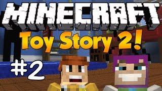 Minecraft: Toy Story 2! Episode 2 (w/ Ryan!)