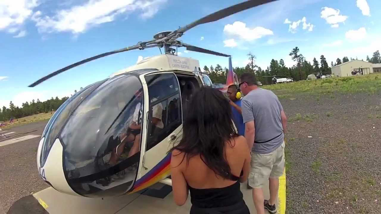 Grand Canyon Helicopter Tour With Papillon  YouTube