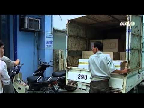 VTC14_114_Nguy cơ cháy nổ tại các kho hàng, nhà xưởng_14.03.2013