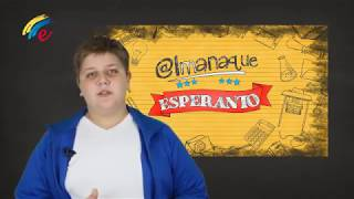 Esperanto no Ar (2018) - Episódio 16 - Especial Sustentabilidade