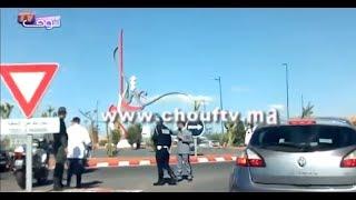 بالفيديو..بعد شغب الجماهير الرجاوية: شوفو الفرقة الأمنية اللي جات لملعب مراكش الكبير |