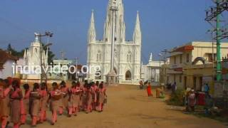 Our Lady Of Ransom, Church, Kanyakumari, India