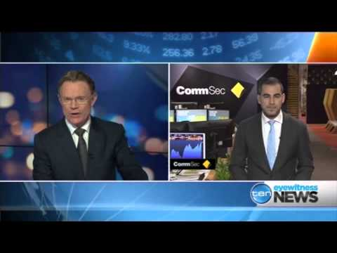 23rd Apr 2014, Ch. 10 Late Night News CommSec Segment: Inflation numbers and the RBA