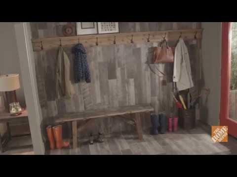 Cómo instalar piso cerámico con apariencia de madera