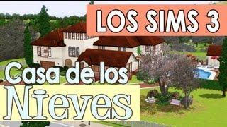 Los Sims 3 Construyendo Casas: Casa De La Familia Nieves