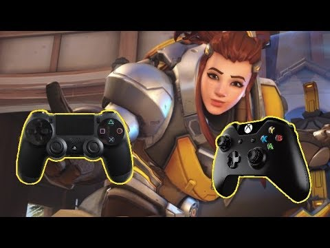 Brigitte Lindholm Overwatch Console Button Mapping Guide