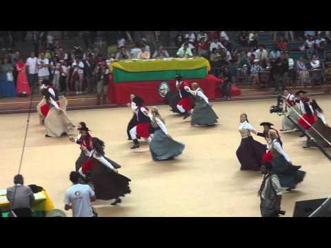 ENART 2013 - CTG Lanceiros de Santa Cruz - Duas Damas