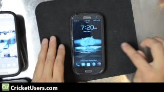 CricketUsers.com Cricket Wireless ZTE Engage V8000 How