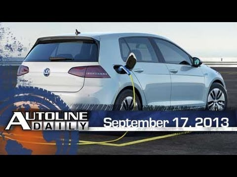 VW Ticks Off Nissan with EV Claim - Autoline Daily 1216