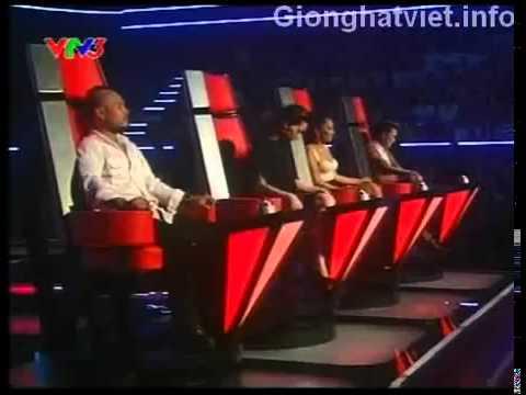 [FULL] Giọng Hát Việt 2012 - Tập 1 -  Vòng Giấu Mặt (08 - 7 - 2012) The Voice Viet Nam 2012