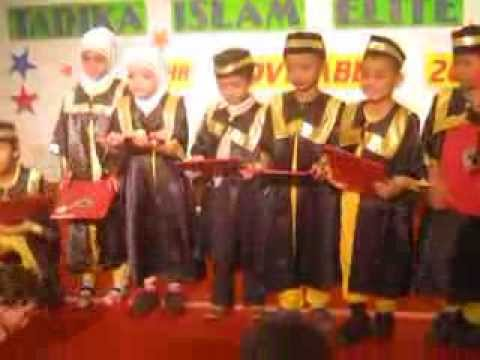 Farid-Kamil's Graduation Ceremony