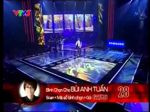 The Voice 2013 - Bùi Anh Tuấn - Sẽ thôi mong chờ - Vòng Bán kết