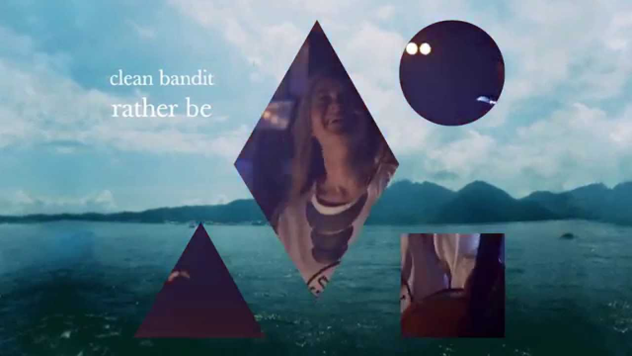 Clean bandit rather be feat jess glynne spot youtube