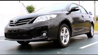Avaliação Toyota Corolla XEi 2.0 2014 (Canal Top Speed