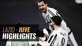 20/01/2016 - TIM Cup quarter-finals - Lazio-Juventus 1-0