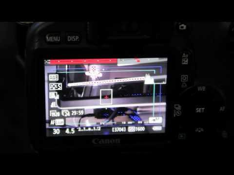 Magic Lantern Firmware Update 1.0.9 For Canon 550d or T2I
