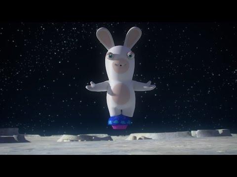 Rabbids Invasion - Snívajúci zajac