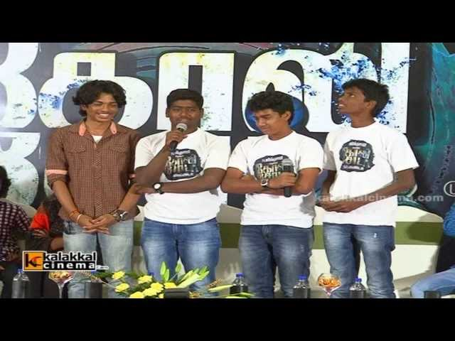 Goli Soda Movie Success Meet