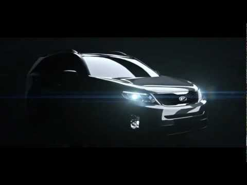 فيديو سيارة كيا سورينتو 2014