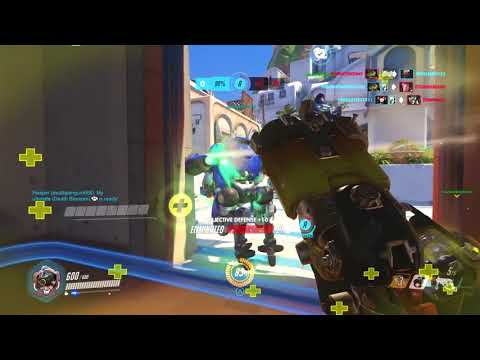 OVERWATCH GAMEPLAY WITH (ROADHOG)