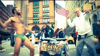 Matthew Silver: The Great Street Performer