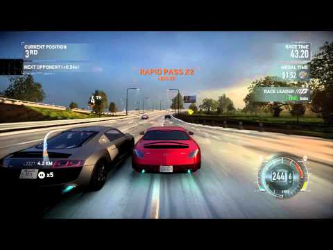 "Need For Speed The Run - Old Spice ""Smell Faster Pack"""