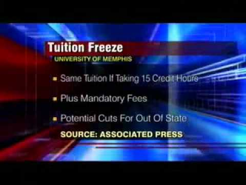 Tuition Freeze - WEMT - Fox Tri-Cities 10 O'Clock News - 6/21/14