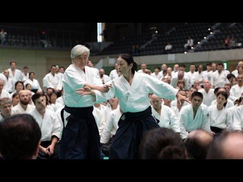 Aikido Class: Yoshimitsu Yamada - 12th IAF Congress in Takasaki