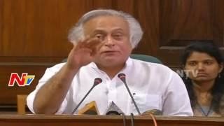 Jairam Ramesh slams BJP for blocking private Bill on special status for AP in RS
