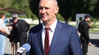 Ректор університету генерал поліції третього рангу Валерій Сокуренко з нагоди Дня знань