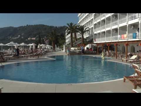 project corfu - Aquis Agios Gordios Beach Hotel video