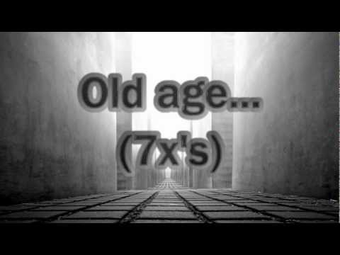 Nirvana - Old Age lyrics, This song is found on Nirvana's With The Lights Out box set Disc 2 I do not own the music, lyrics, or images used in this video No copyright intended