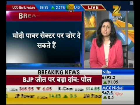 Maha Opinion Poll-Race 2014:Will Modi Be A Blessing For Indian Stock Markets?(Zee Business 07-03-14)