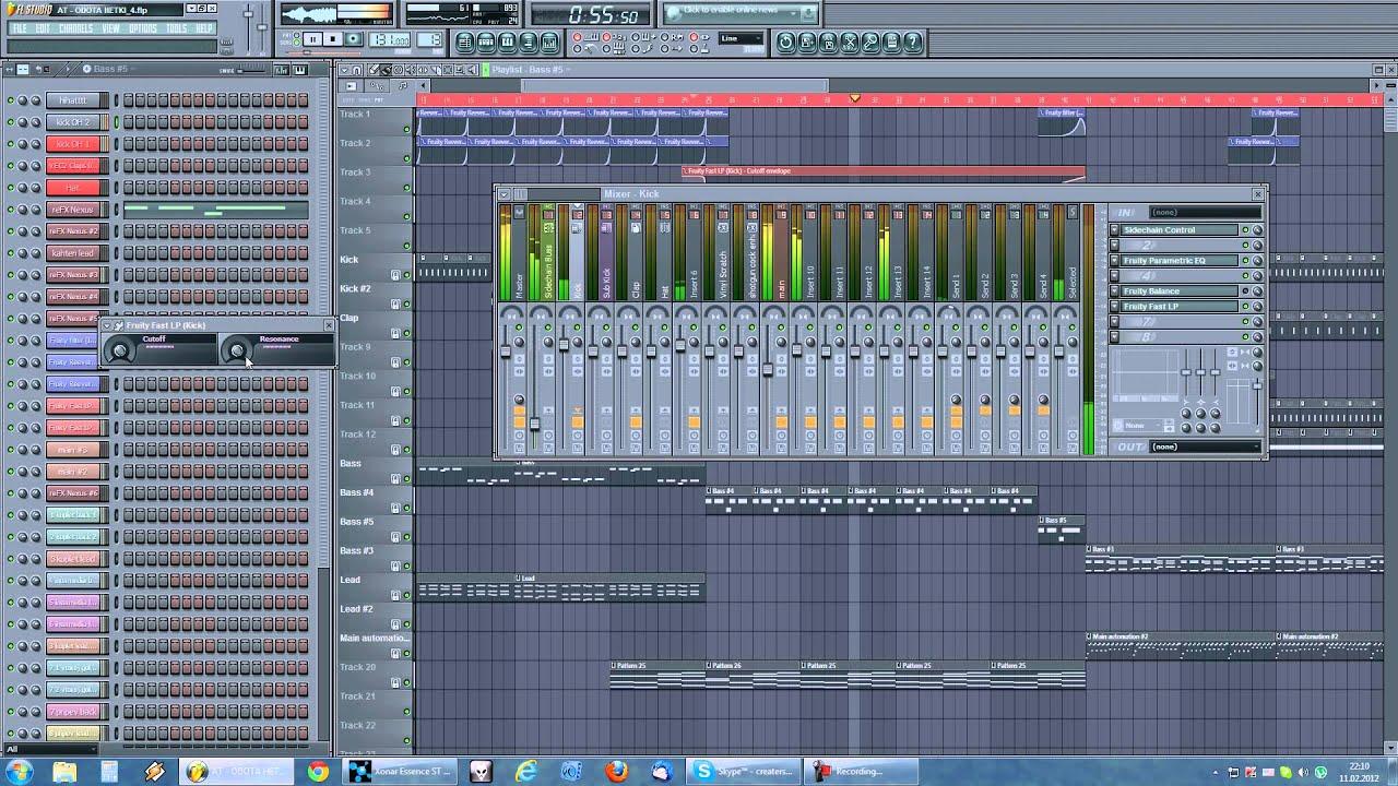 Virtual DJ Программа для сведения треков 94