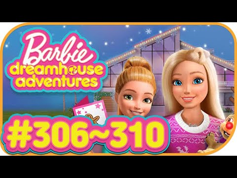 Barbie Dreamhouse Adventures #306~310   Budge Studios   Simulation game   Fun mobile Game   HayDay