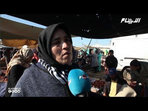مواطنون يشكون غلاء أسعار الخضر والفواكه بسوق علال البحراوي بسلا