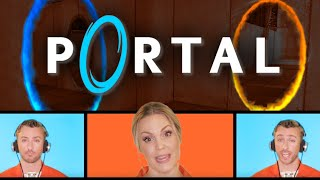 Portal - 'Still Alive'  - Peter Hollens
