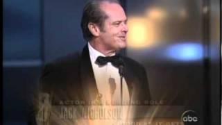 Best Actor Oscar - 70th Academy Awards / Oscars (1998)