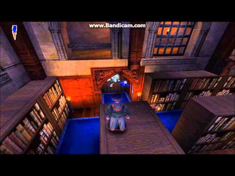 Harry Potter And The Sorcerer's Stone PC Game Part 21 - The Tower 1