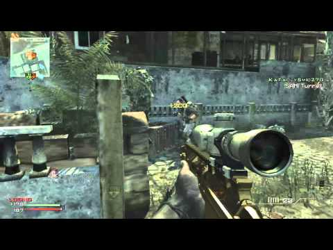 Awe Shadez - MW3 Game Clip