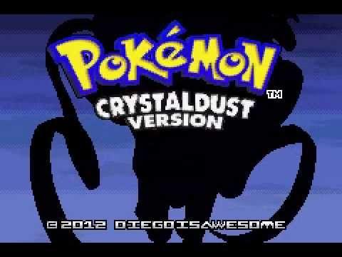 play pokemon crystaldust beta 2 rom hack game online game boy