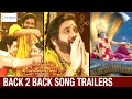 Om Namo Venkatesaya Movie Back 2 Back Latest Song Trailers..