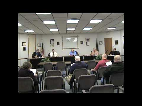 Rouses Point Village Board Meeting 1-21-14