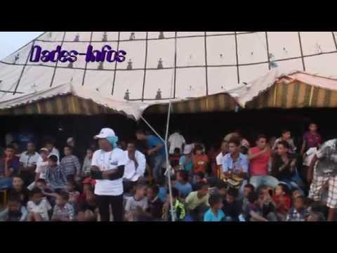مهرجان فن الجبص بأيت بوحدو ( فيديو)