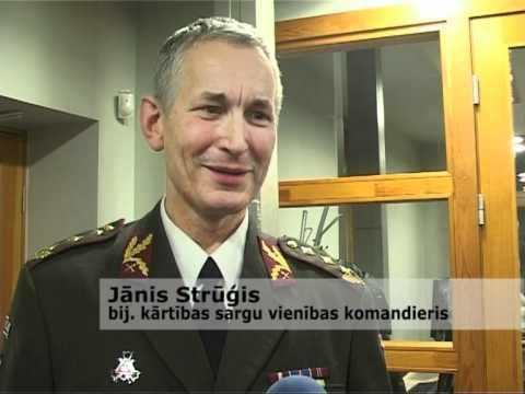 Смотреть видео В Вентспилсе мероприятия в честь памяти барикад