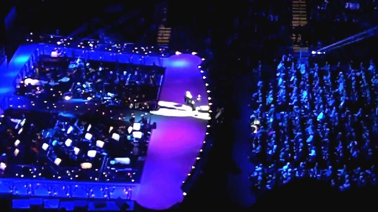 "Barbra Streisand ""Back To Brooklyn"" Concert @ Barclays ... Barclays Center Concert"