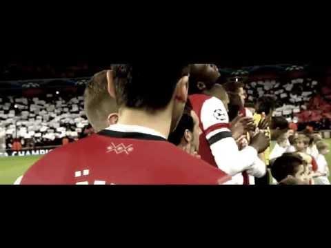 Mesut özil vs Bayern Munich - Geniş özet Individual Highlights [HD] UEFA Champios Leag 19 02 2014