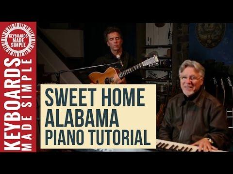 Sweet Home Alabama Piano Tutorial - Lynyrd Skynyrd Song Lesson