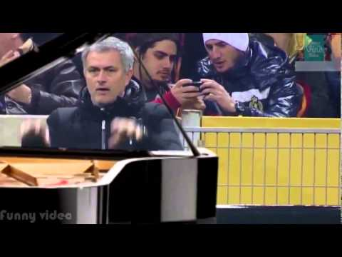 Funny Videos - Troll soccer - just for laugh with Ronaldo Ibrahimovic Robben David Villa...